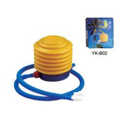 Mini bomba de pé plástica para as esferas (B11119)