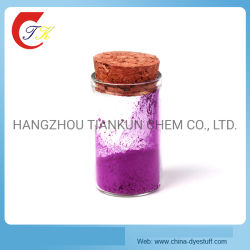 Skyacido ácido® violeta 48 Tinte de cuero teñido de textiles