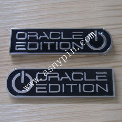 3D Metal Car Name Emblem Car Logo Badges