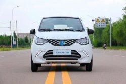 Auto elettrica a 60 km ad alta velocità e a 300 km di distanza