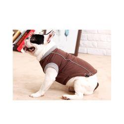 Nueva moda ropa de invierno Clotehs Dog para perros pequeños (YJ98988)