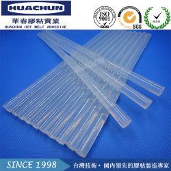 Blanco traslúcido de adhesivo termofusible Stick multiuso para