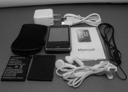 クォードバンド携帯電話(KA08)