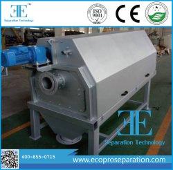نظام معالجة النفايات السائلة ذات الأسطوانة الدوارة ومعالجة الرواسب