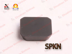 시멘트가 발라진 탄화물 금속 맷돌로 가는 삽입 Spkn