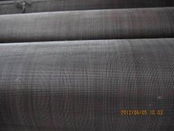 Le fil noir Chiffon exempt d'oxygène pour le filtrage