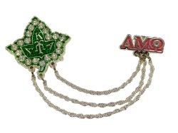 La mode personnaliser plaqué Or Rose Bracelet 925 Sterling Silver CZ charme de la chaîne réglable Bracelet Bangle bijoux pour femmes (charme-09)