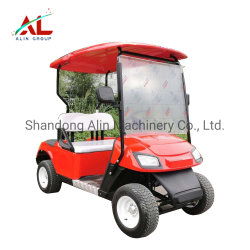 AlGCの電気最も安い電気自動車のゴルフカートの小型ゴルフカート4のSeaterの電気ゴルフカートのスクーター