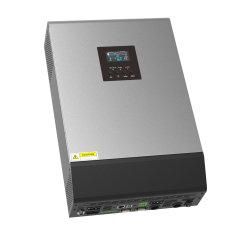 組み込みPWMのコントローラが付いている格子太陽エネルギーシステムのための800W LCDの表示の単一フェーズの高周波太陽インバーター