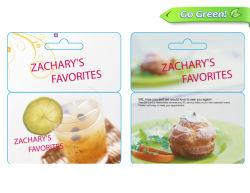 Go Green Economy Hanging Card