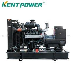 자동 Shangchai 디젤 엔진 313kVA/250kW 오픈 유형 전력 발전기 ATS(ATS