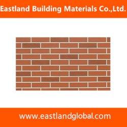 Revestimento de parede texturizado tapume de fibra de cimento Exterior