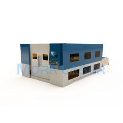 Joint de plate-forme d'échange de machine de découpe de fibre optique