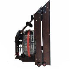 体操の中国製使用する適性装置のフォールド水ローイングマシン山東の工場漕ぎ手に