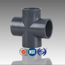 Cenit بلاستيكي PVC لتركيب الضغط عبر DN125 DN150 DN200