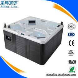 Commerce de gros 6 personnes un bain à remous avec baignoire de massage / hot tub