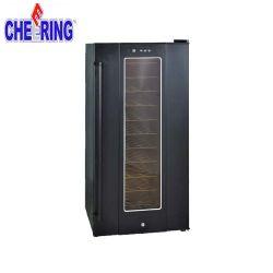 Refroidisseur de vin rouge semi-conducteurs d'encouragement/cave à vin/armoire du refroidisseur de vin (JC-180AFW)