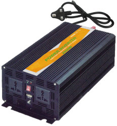 2500W 12V 220V Inverter met Battery Charger