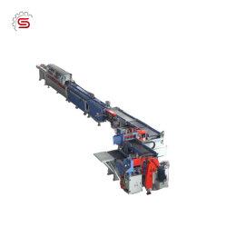 Automatique de la ligne de production mixte plus fine de la machine pour machines à bois