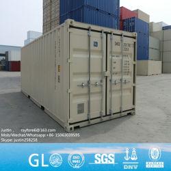 Шэньчжэнь Гуанчжоу Новый используется 20gp 40gp 40HQ Используемый контейнер транспортировочный контейнер