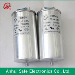 Sale를 위한 모터 Run Capacitor Polypropylene Film Capacitor