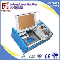Máquina do cortador do laser do software do laser Drow do software de Coredrow da sustentação mini