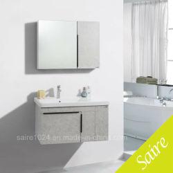 Salle de bains de haute qualité Cabinet Cabinet de miroir en acier inoxydable