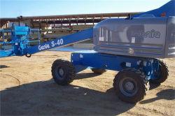 Используется Джина дизельный двигатель самоходные телескопическую антенну рабочей платформы