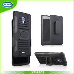 Fancy couleurs Combo caoutchouté pour téléphone mobile Zte A580