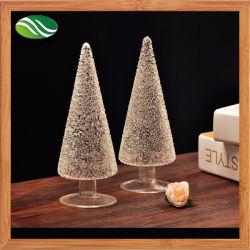 Домашняя украшения стекла елки