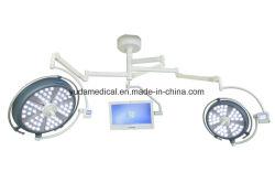 Het plafond zet de LEIDENE Chirurgische Lichte Lamp van de Chirurgie op