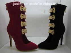 Molto Sexy Lady Shoes con Fashion e Highquality Buckles