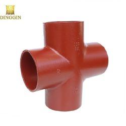 Pt877 acessórios para tubos de ferro fundido cinzento das águas residuais