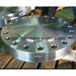 ANSI / ASME/ASA B16,5 flange cega de 600 lb/Sq. em RF