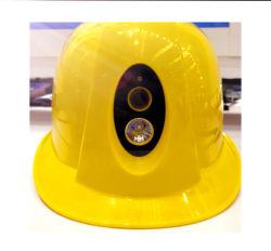 Защитный шлем с камерой через WiFi IP67 является водонепроницаемым и Shock-Proof каска
