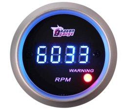 """2"""" (52мм) авто измерительные приборы для цифровой дисплей (8021-1)"""