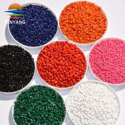 Nero di carbonio inducente al vizio dell'HDPE 40% Masterbatch per il tubo/pellicola di plastica