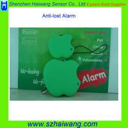 presente de promoção sem fios em forma de maçã Chaveiro Anti Perda alarme para crianças
