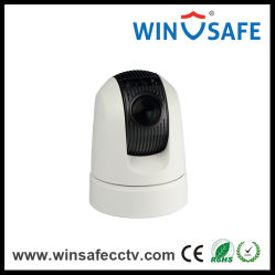 Водонепроницаемая камера видеонаблюдения безопасности автомобиля HD IP купольная камера PTZ