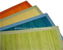 De Dekens van het Gebied van het bamboe/de Mat van het Bamboe/het Tapijt van het Bamboe