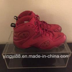 Comercio al por mayor zapatos de acrílico Cuadro personalizado
