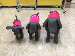 LED-Hundewinter-Umhüllung mit Vlies-Futter