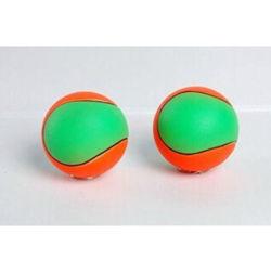 "OEM Rubber 2,5"" Colorful mascota pelota de tenis"