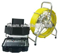 HD DVRの制御装置360度の回転ビデオ水中管のInspecitonのカメラの監視のビデオ・カメラシステムV8-3388PT