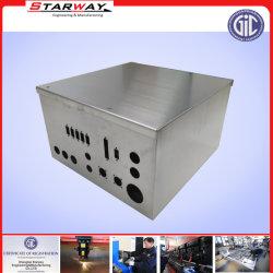 De Chassis van het Metaal van het Blad van de Server van Rackmount van de Fabrikant van Shanghai
