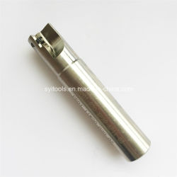 高性能CNCの旋盤の製粉のツールの小さな溝の製粉カッター
