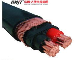 Câble d'alimentation Câble Câble concentrique en polyéthylène réticulé