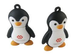 شريحة ذاكرة USB مخصصة، USB على شكل البطريق المخصص، 4 جيجابايت، 8 جيجابايت، 16 جيجابايت، 32 جيجابايت