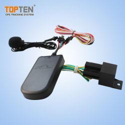 Véhicule de satellites GPS tracker, Bouton panique avec mic, l'application mobile (GT08-KH)
