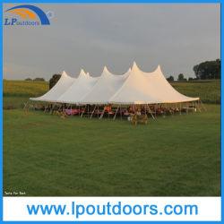 500の人の贅沢な結婚式のテントはポーランド人のテントを使用した